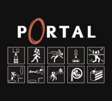 Portal Rulez by 10mintolanding