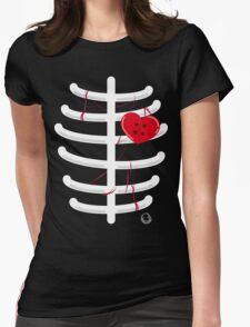 heart.shaped.button T-Shirt