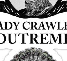 Lady Crawley - Downton Abbey Industries Sticker