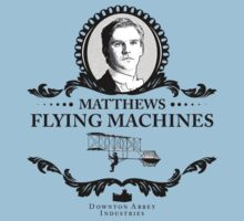 Matthew Crawley - Downton Abbey Industries  by satansbrand