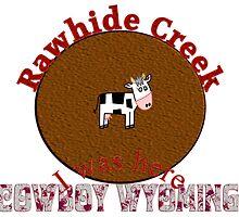Rawhide Creek Wyoming by byheidi