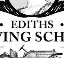 Lady Edith - Downton Abbey Industries Sticker