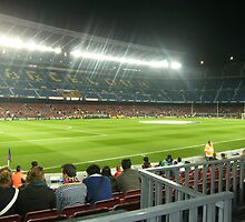 FC Barcelona by johnmandas