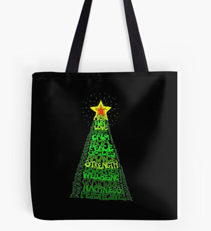 Blessing Tree (T-Shirt) Tote Bag