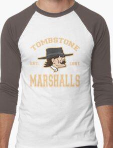 Marshall Pride Men's Baseball ¾ T-Shirt