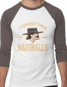 Marshall Pride Men's Baseball ¾ T-Shirt
