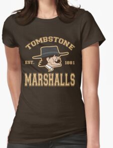 Marshall Pride Womens Fitted T-Shirt