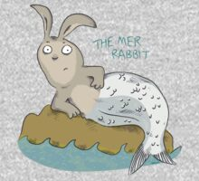 Mysteries of The Deep 1 - The Mer-Rabbit One Piece - Long Sleeve