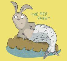 Mysteries of The Deep 1 - The Mer-Rabbit Baby Tee