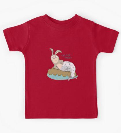 Mysteries of The Deep 1 - The Mer-Rabbit Kids Tee