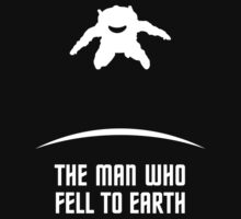 The Man Who Fell To Earth by youjay68