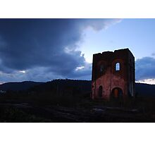 Blast Furnace 1 Photographic Print