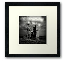 The Ruins of Hadleigh Castle (English Heritage) Framed Print