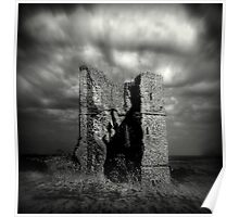 The Ruins of Hadleigh Castle (English Heritage) Poster