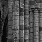Whitby Abbey by Spencer Trickett