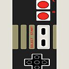 Games Controller by Nick Martin