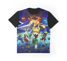 3D Videogame Graphic T-Shirt