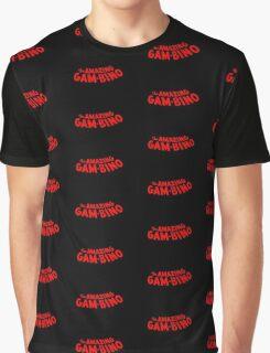 The Amazing Gambino Graphic T-Shirt