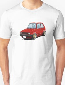 Cartoon MK1 Golf T-Shirt