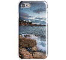 Sunrise At Bicheno, Tasmania iPhone Case/Skin