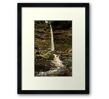Hardraw Force 003 Framed Print