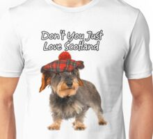 Don't You Just Love Scotland-Dougal Unisex T-Shirt