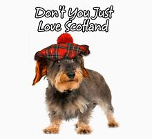 Don't You Just Love Scotland-Dougal Unisex T-Shirt
