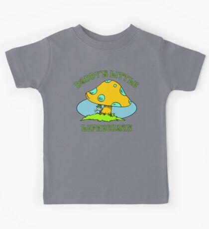 Daddy's Little Leprechaun Kids Tee