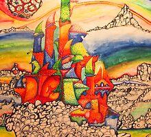 Castle by Treestone