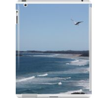 Fly with the wind iPad Case/Skin