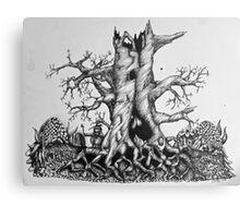 Hobbit Canvas Print