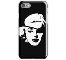 Pirate Marilyn iPhone Case/Skin