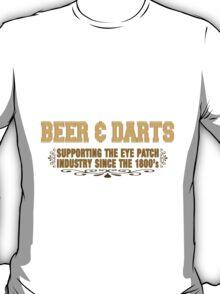 Beer and Darts T-Shirt