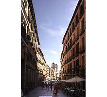 Calle de Toledo Photographic Print