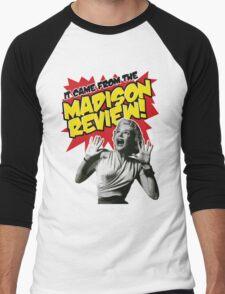 The Madison Review Comic Men's Baseball ¾ T-Shirt