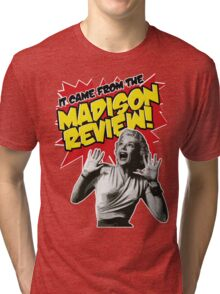 The Madison Review Comic Tri-blend T-Shirt
