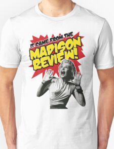 The Madison Review Comic T-Shirt