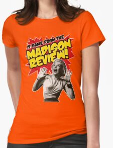 The Madison Review Comic Womens Fitted T-Shirt