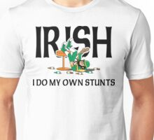 Funny Irish Drunk Unisex T-Shirt