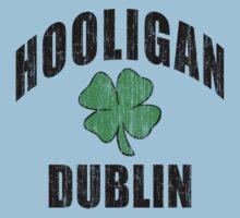 Irish Hooligan Dublin Kids Clothes