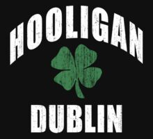 Dublin Hooligan Kids Tee