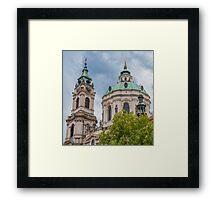 Praha Framed Print