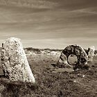 Mên-an-Tol, Cornwall by Barnaby Edwards