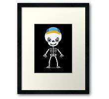 kid kull Framed Print