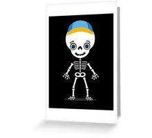 kid kull Greeting Card
