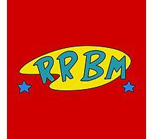 Really really big man. RRBM Photographic Print