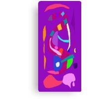 Initiation Magic Waiting Against the Trend Shrine Canvas Print