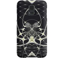 Golden Spiderweb Samsung Galaxy Case/Skin