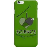 I Love Science iPhone Case/Skin