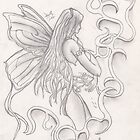 Fairy sketch by sevastra87